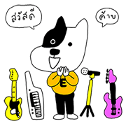 ETC. Music Stickers