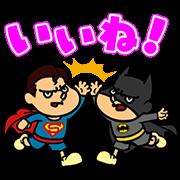 DC超級英雄vs鷹之爪