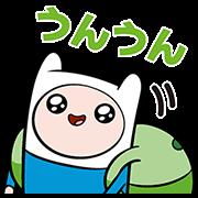 Adventure Time Sticker Standards