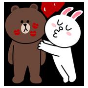 熊大&兔兔(約會篇♪)