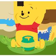 Winnie the Pooh くまのプーさん