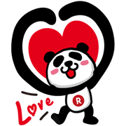 Rakuten Lucky Panda 樂天市場幸運小熊