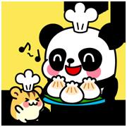 大胖达&小哈姆 Pan & Ham
