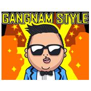 PSY鸟叔 江南Style PSY GANGNAM STYLE
