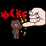 熊大&兔兔(迷你篇)