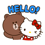 LINE FRIENDS & HELLO KITTY vol.2