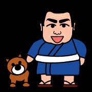 ミニ西郷さん(鹿児島弁Ver)