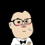 とろサーモン久保田!!