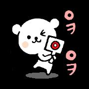 くまちゃん(ハングル&日本語)
