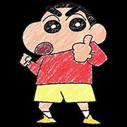 ほのぼの~♪クレヨンタッチしんちゃん
