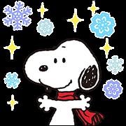 スヌーピー 冬のポップアップ