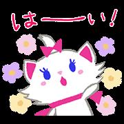 ディズニーマリー(かわいく敬語)