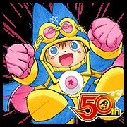 まじかる☆タルるートくん(J50th)